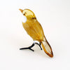 Art Glass Bird - Wren