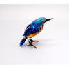 Art Glass Bird - Kingfisher
