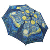 Starry Night by Van Gogh Folding Umbrella