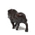 Wild Boar Sculpture - Cast Brass Reproduction- reverse view | Getty Store