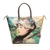Large Convertible Hand Bag featuring Manet's Jeanne (Spring) by Gabs, Italy-Full size bag | Getty Store