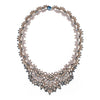 Interweave Lace Collar Necklace