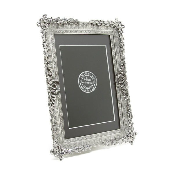 Louis XIV Pewter Frame