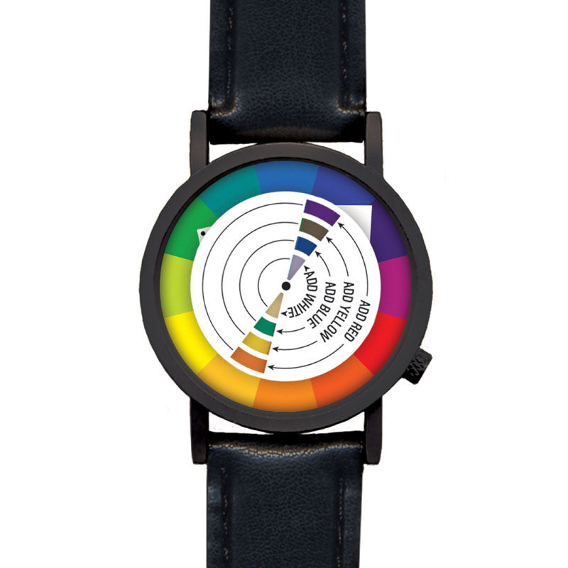 Color Wheel Watch | Getty Store
