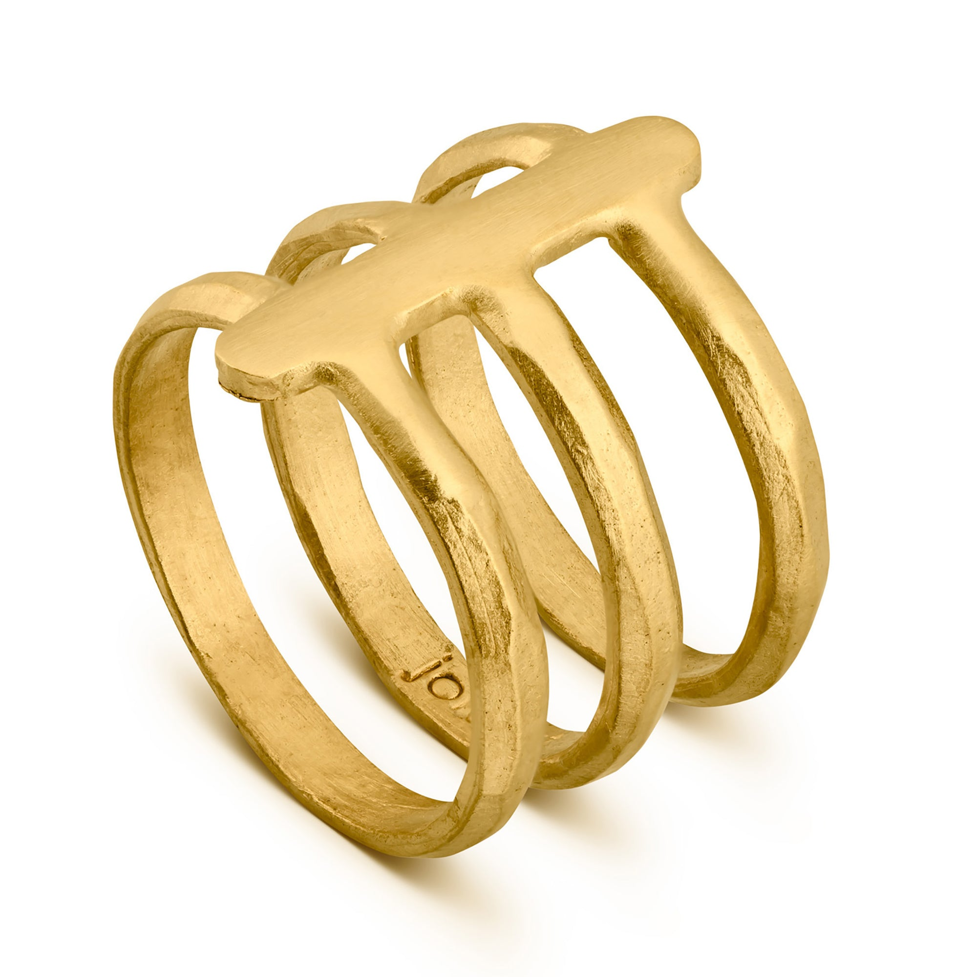Triple Golden Ring | Getty Store