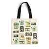 Cameras Canvas Tote Bag