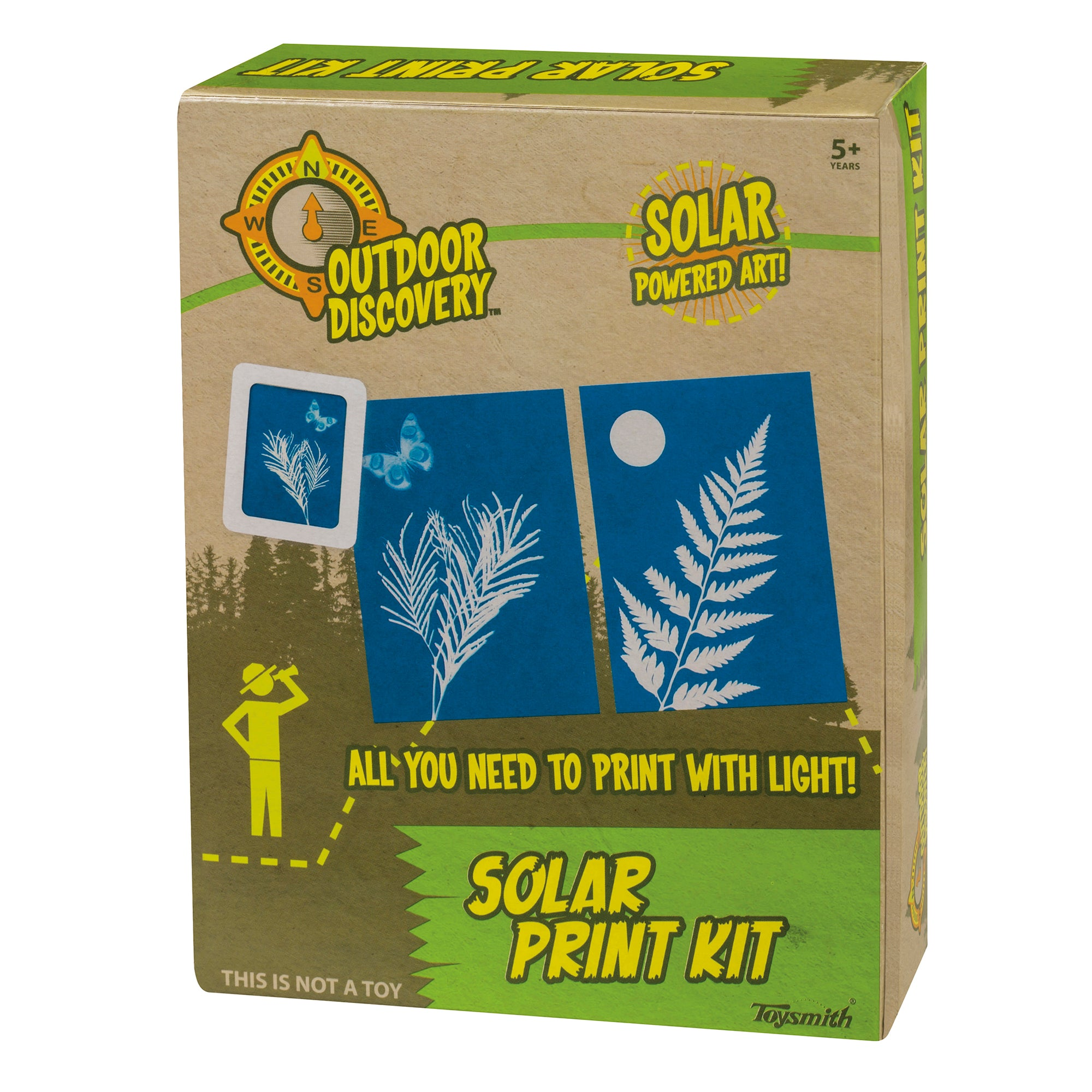 Solar Print Kit | Getty Store