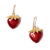 Manet Strawberry Earrings