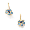 Manet Periwinkle Earrings