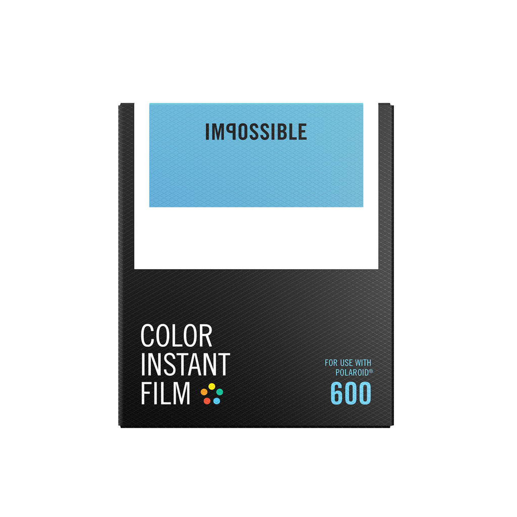 Instant Color Film for Polaroid 600 Camera
