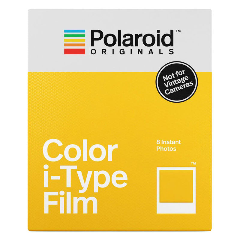 Instant Color Film for Polaroid i-Type Camera | Getty Store