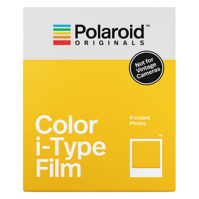 Instant Color Film for Polaroid i-Type Camera