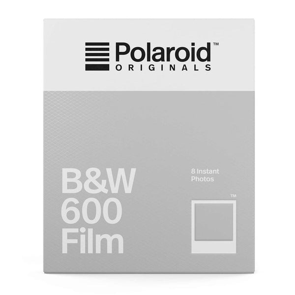 Instant Black & White Film for Polaroid i-Type or 600 Camera