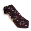 Silk Tie - <i>Several Circles</i> by Wassily Kandinsky