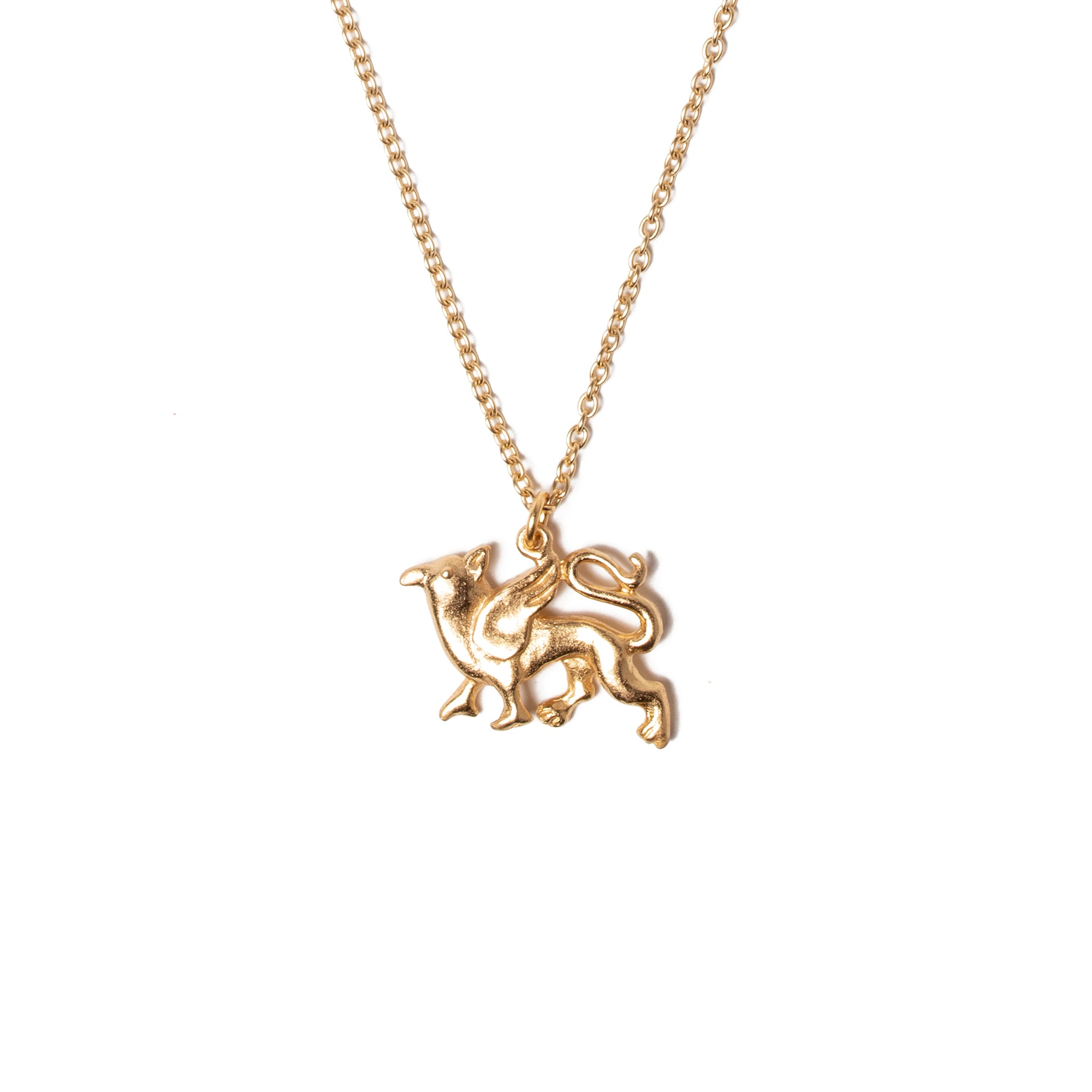 Griffin Charm Pendant | Getty Store