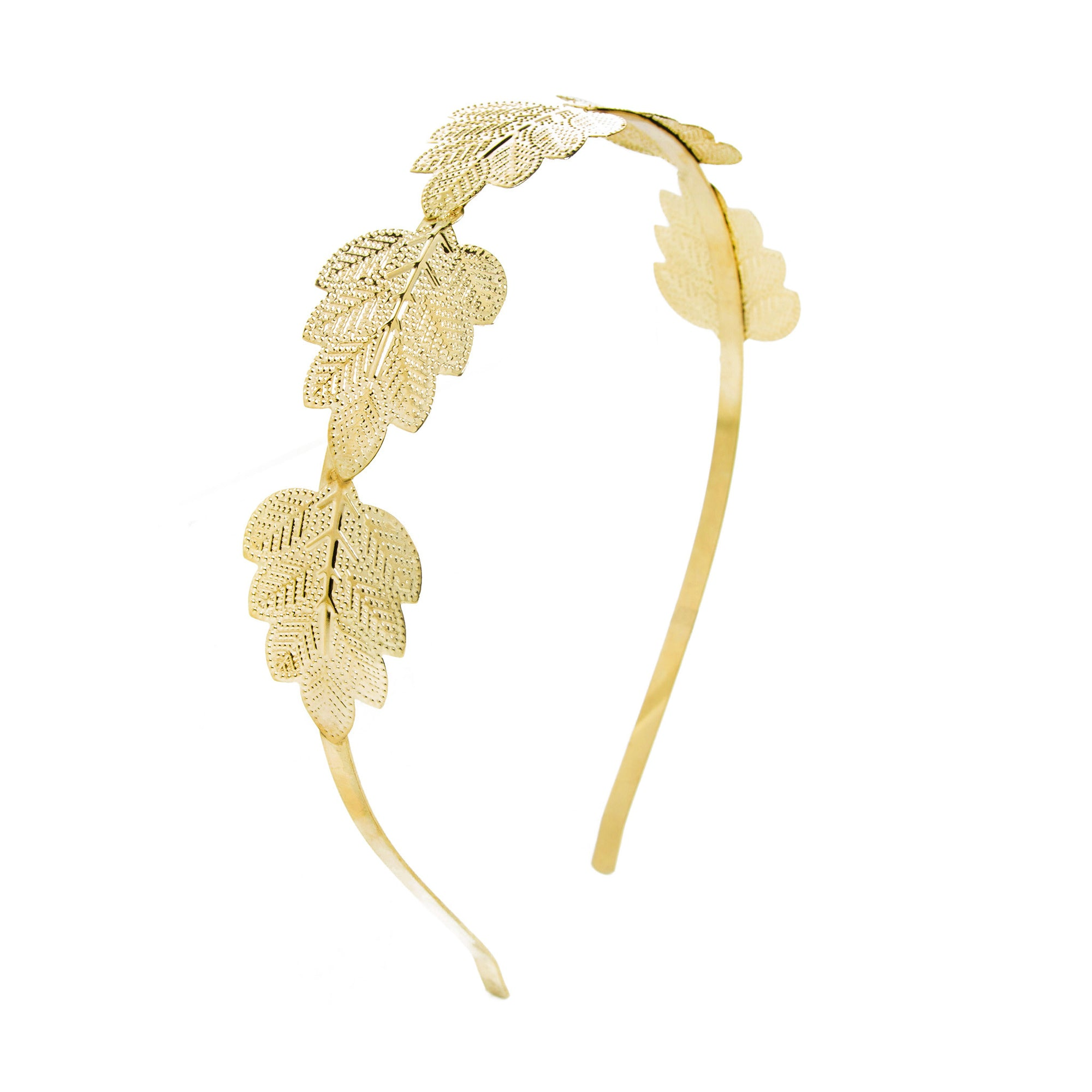Olive Branch Headband | Getty Store