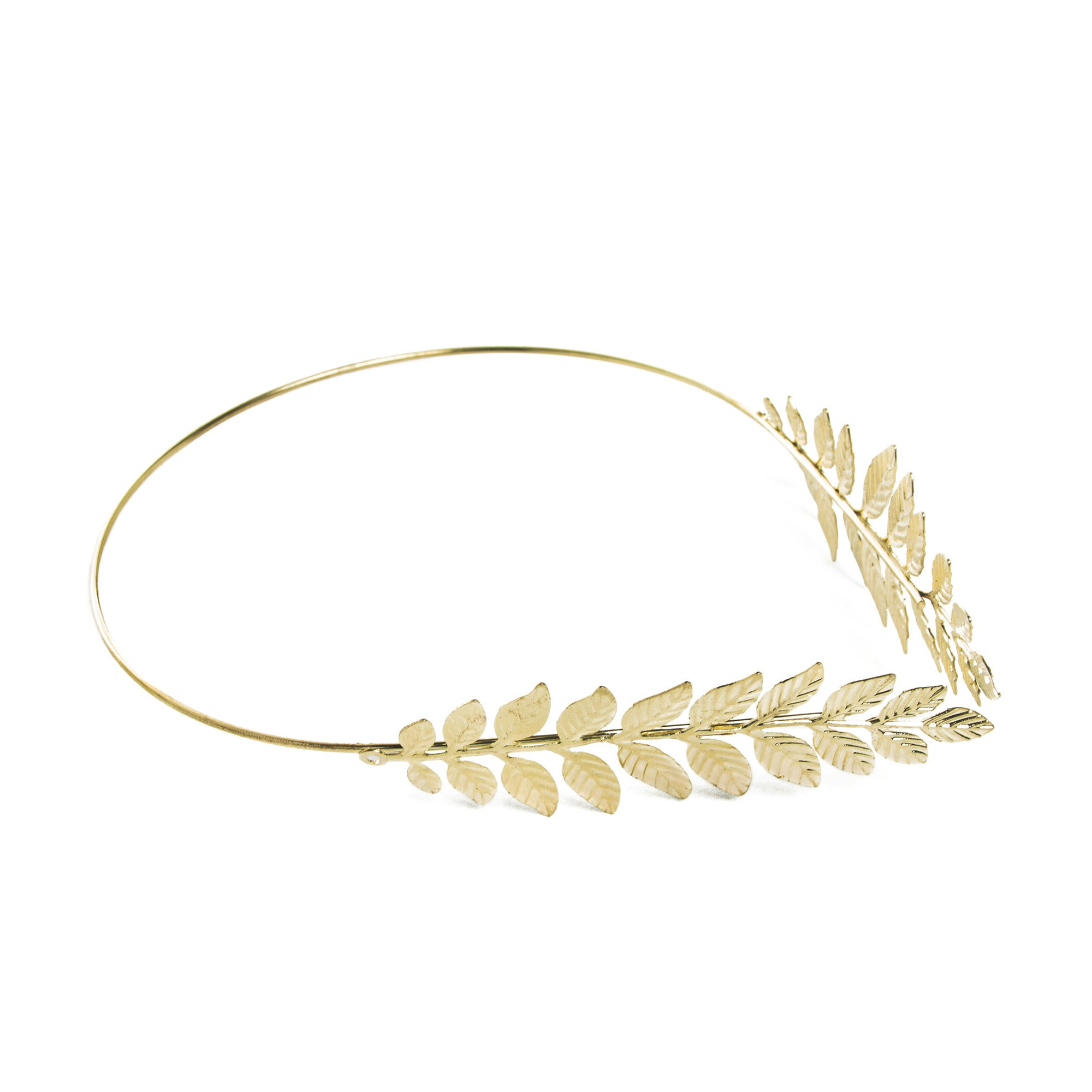 Myrtle Branch Wreath Headband | Getty Store