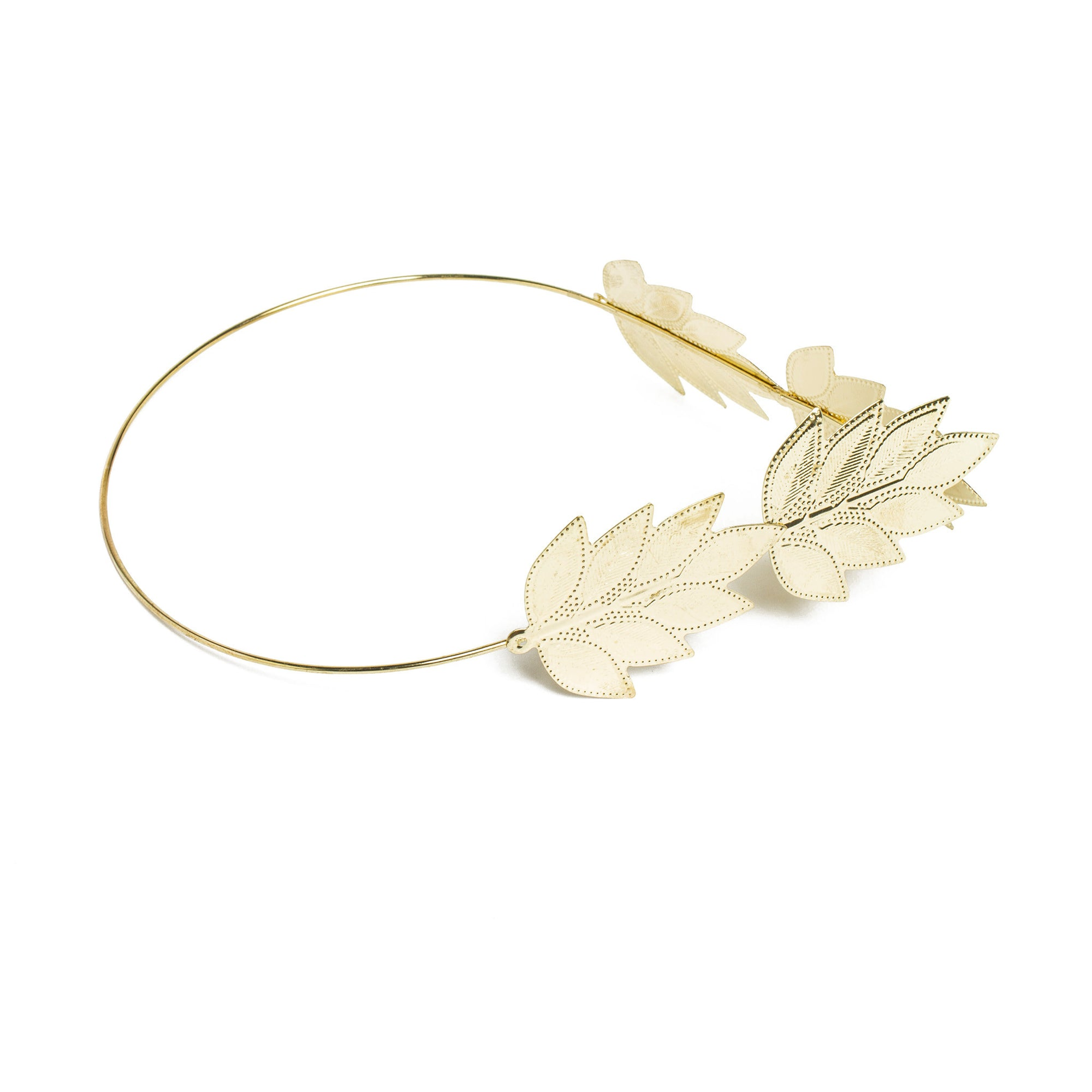 Olive Branch Wreath Headband | Getty Store