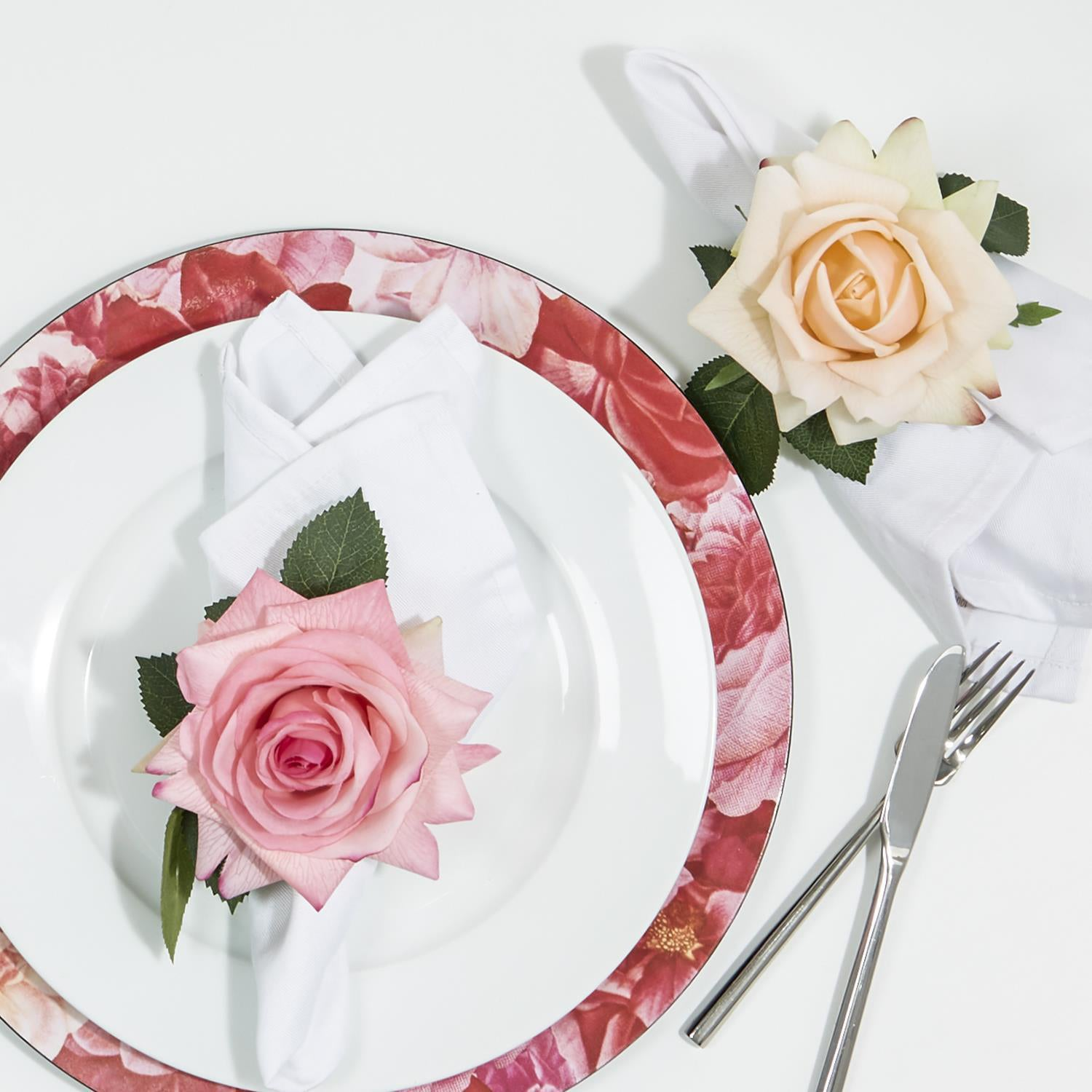Rose Napkin Ring | Getty Store