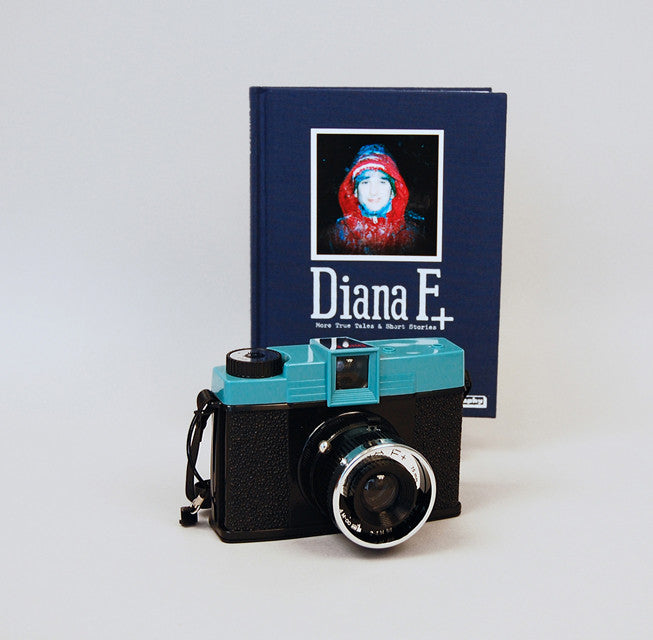 Diana F+ Camera (120 Film Sold Separately)