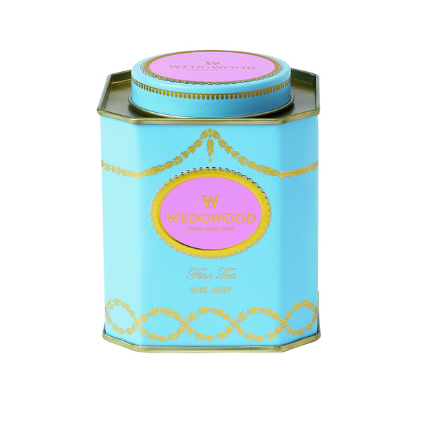 Wedgwood Earl Grey Tea Tin