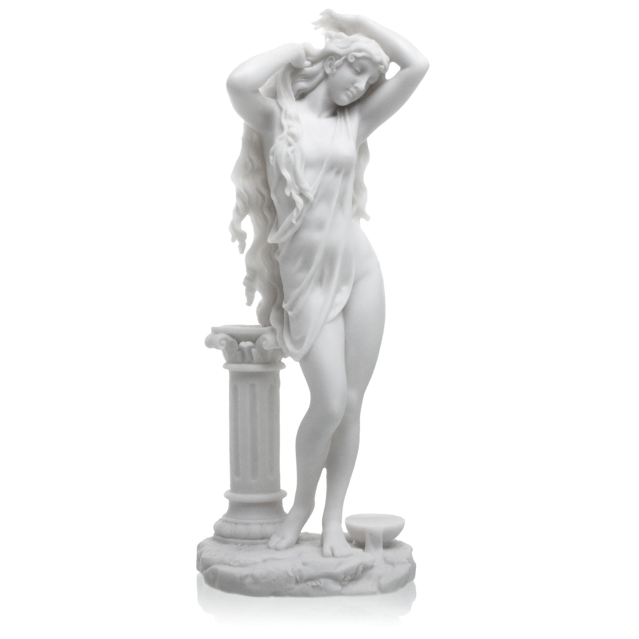Statue Brought To Life By Aphrodite