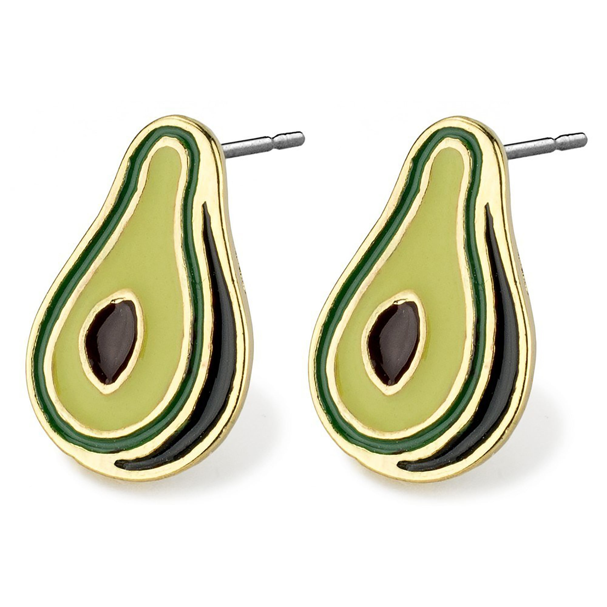 Avocado Stud Earrings | Getty Store