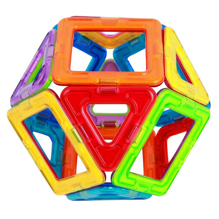 Magformers Magnetic Building Set- 14 Pieces | Getty Store