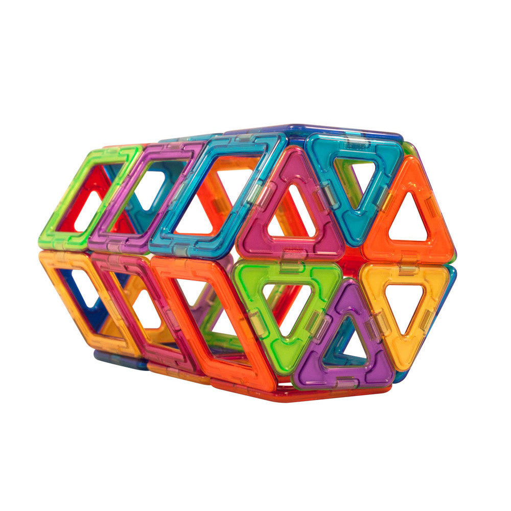 Magformers Magnetic Building Set - 30 Pieces