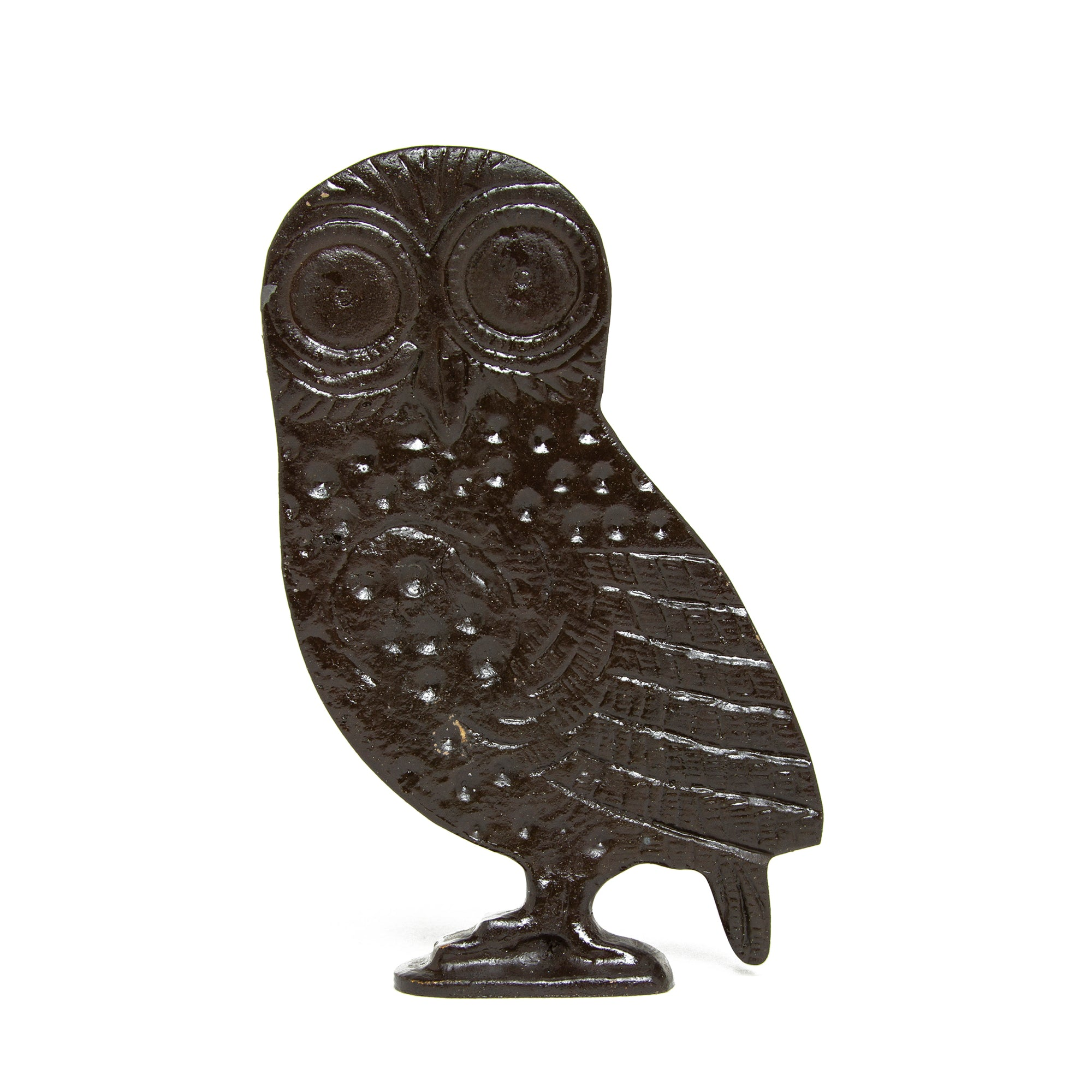 Standing Owl of Athena | Getty Store
