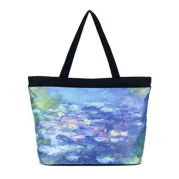 Tote Bag - Monet's Waterlilies