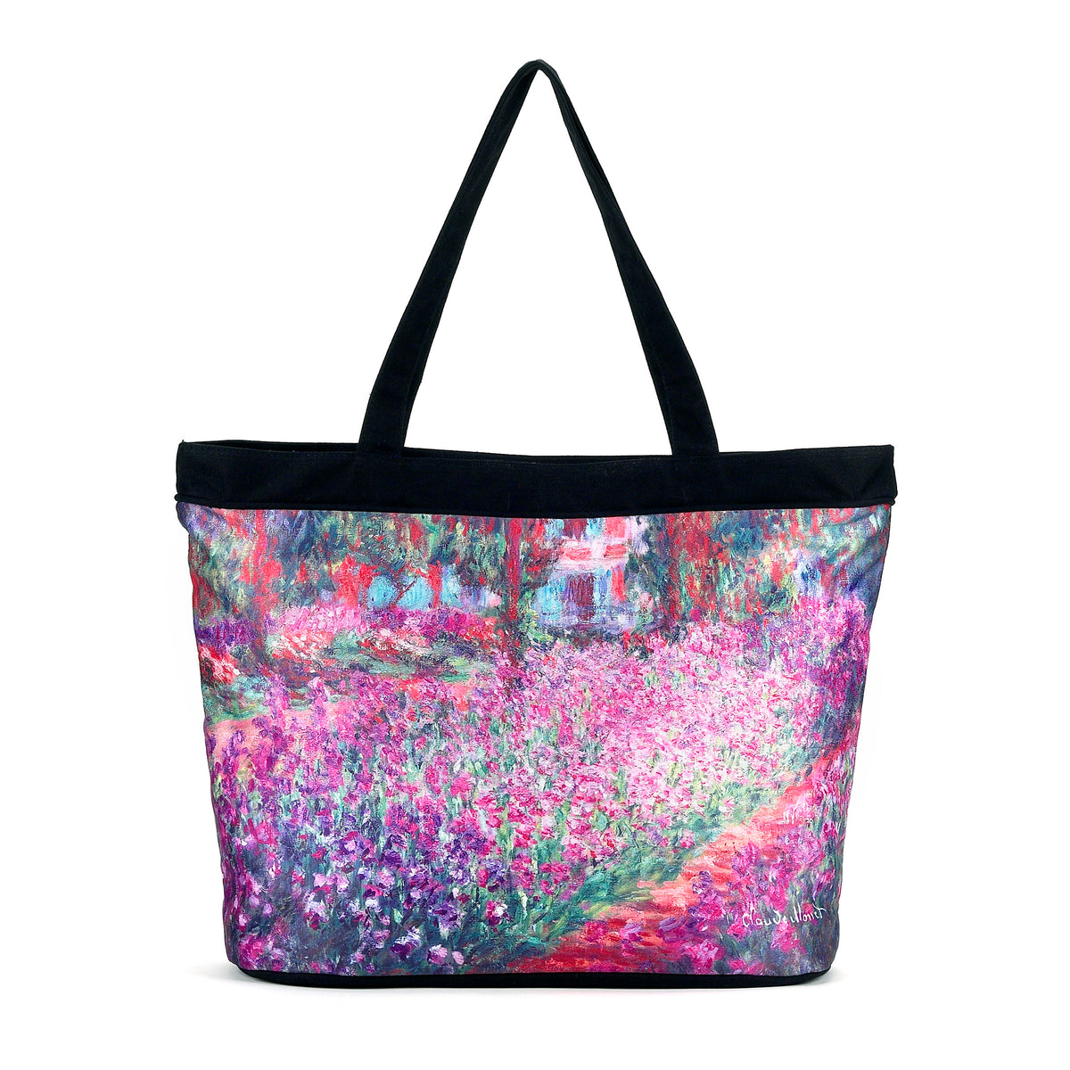 Tote Bag- Monet's Garden | Getty Store