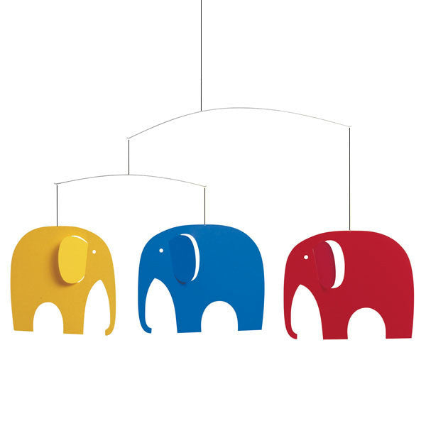 Mobile - Elephant Party