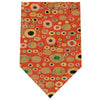 Silk Tie - Klimt, Hope II in Red