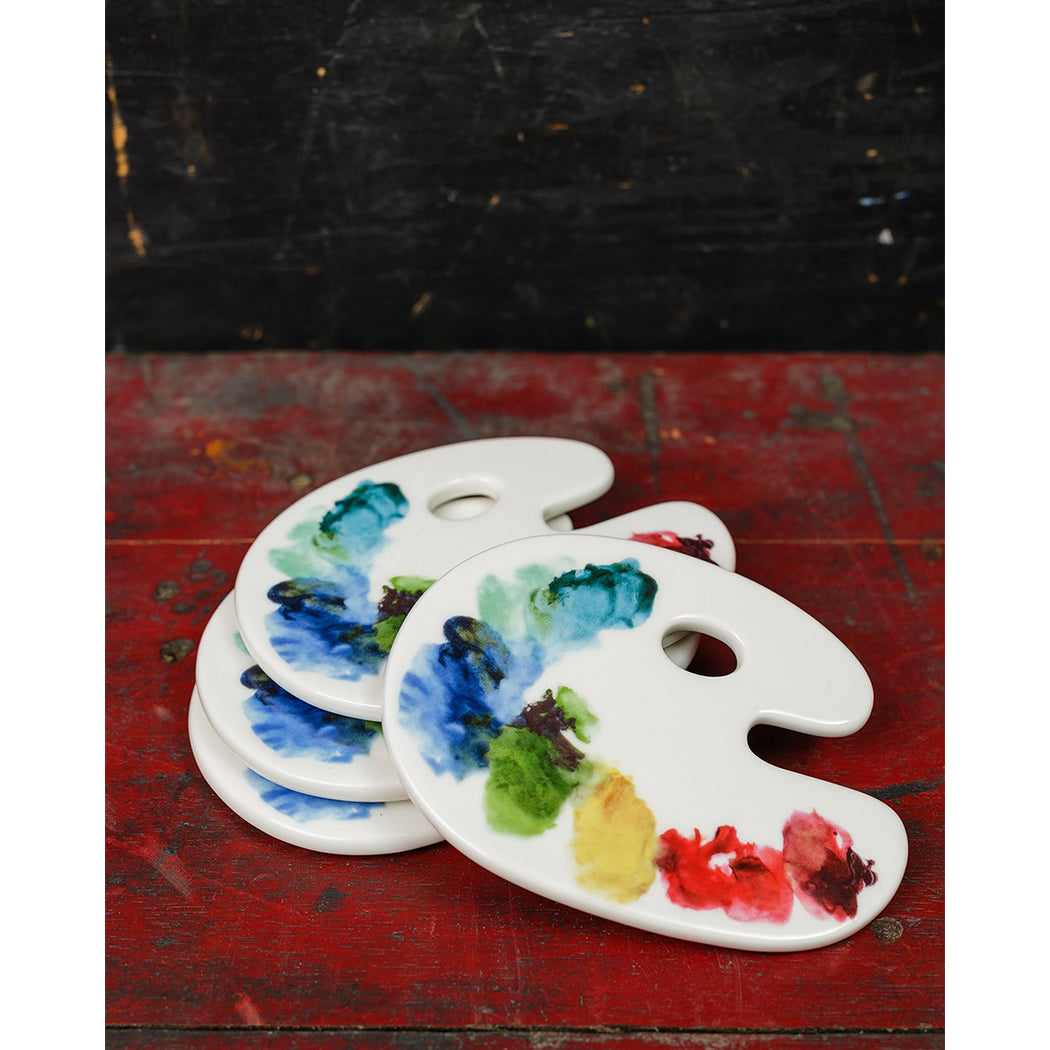 Artist Palette Coaster | Getty Store