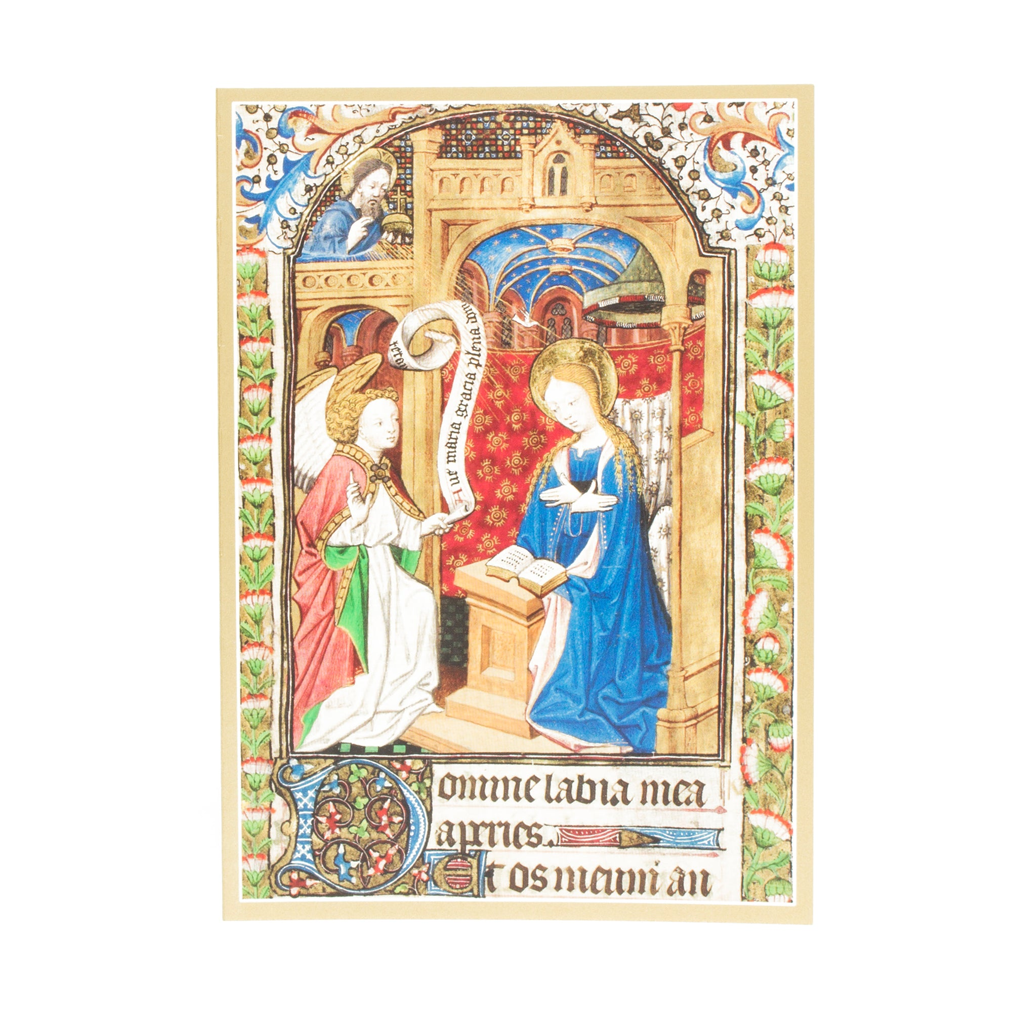 Getty Small Boxed Christmas Cards - Book of Hours - The Getty Store