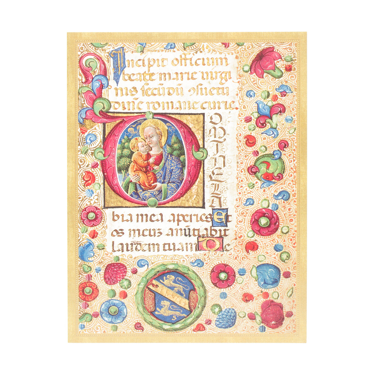 Getty Boxed Christmas Cards-Virgin and Child | Getty Store