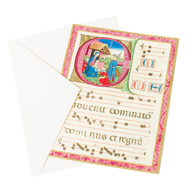 Getty Large Boxed Christmas Cards - The Adoration of the Magi