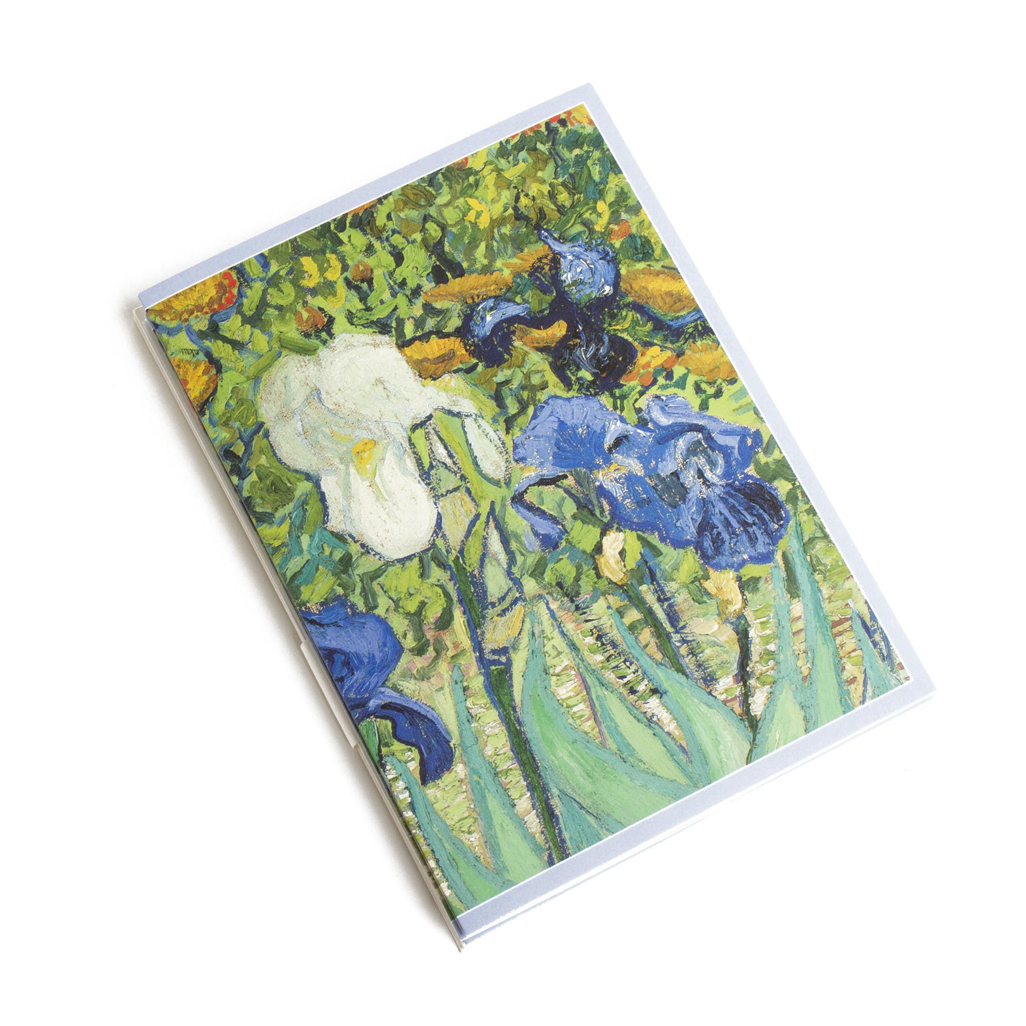 Van Gogh Irises - Boxed Note Cards | Getty Store