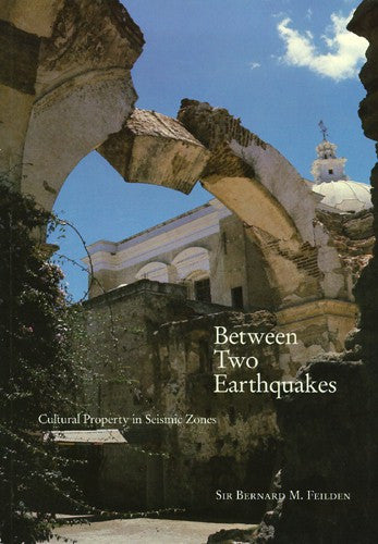 Between Two Earthquakes: Cultural Properties in Seismic Zones | Getty Store