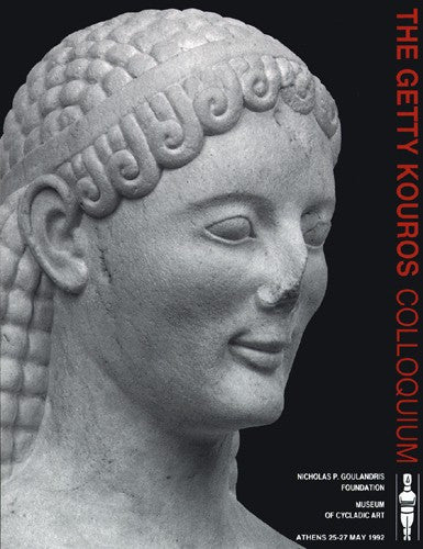 The Getty Kouros Colloquium
