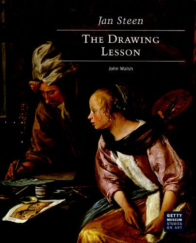 Jan Steen: The Drawing Lesson | Getty Store