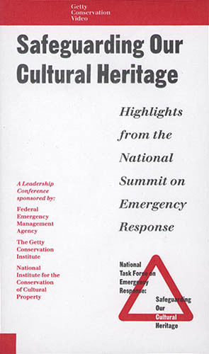 Safeguarding Our Cultural Heritage: Highlights from the National Summit on Emergency Response