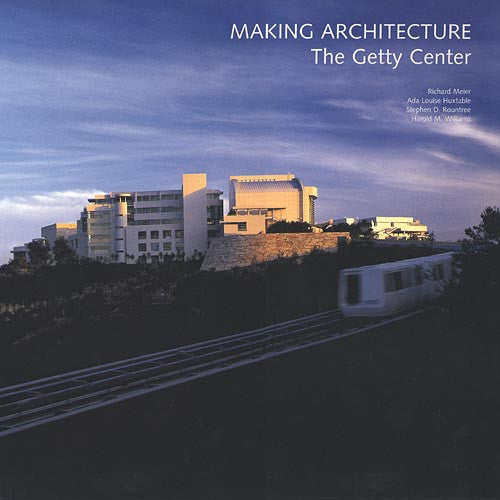 Making Architecture: The Getty Center | Getty Store