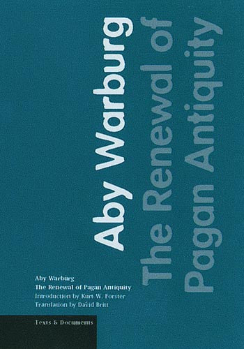 the renewal of pagan antiquity to the cultural history of the european renaissance
