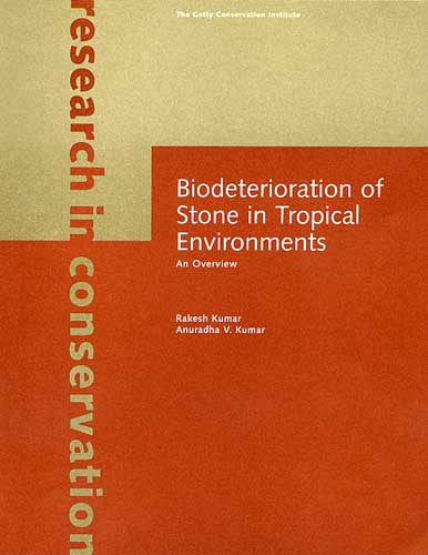 Biodeterioration of Stone in Tropical Environments: An Overview | Getty Store