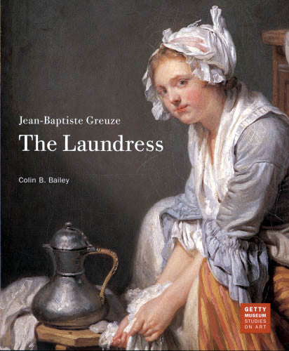 Jean-Baptiste Greuze: <i>The Laundress</i>