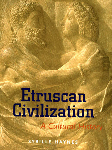 etruscan civilization a cultural history the getty store