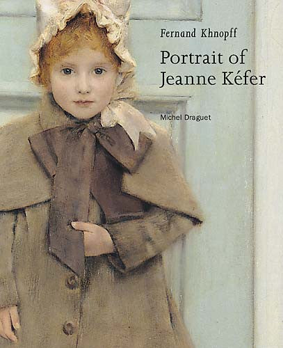 Fernand Khnopff: <i>Portrait of Jeanne Kéfer</i>