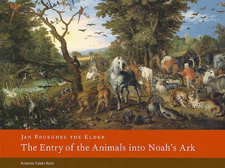 Jan Brueghel the Elder: <i>The Entry of the Animals into Noah's Ark</i>